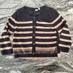 Antropologie Moth Cardigan with Silky Reverse